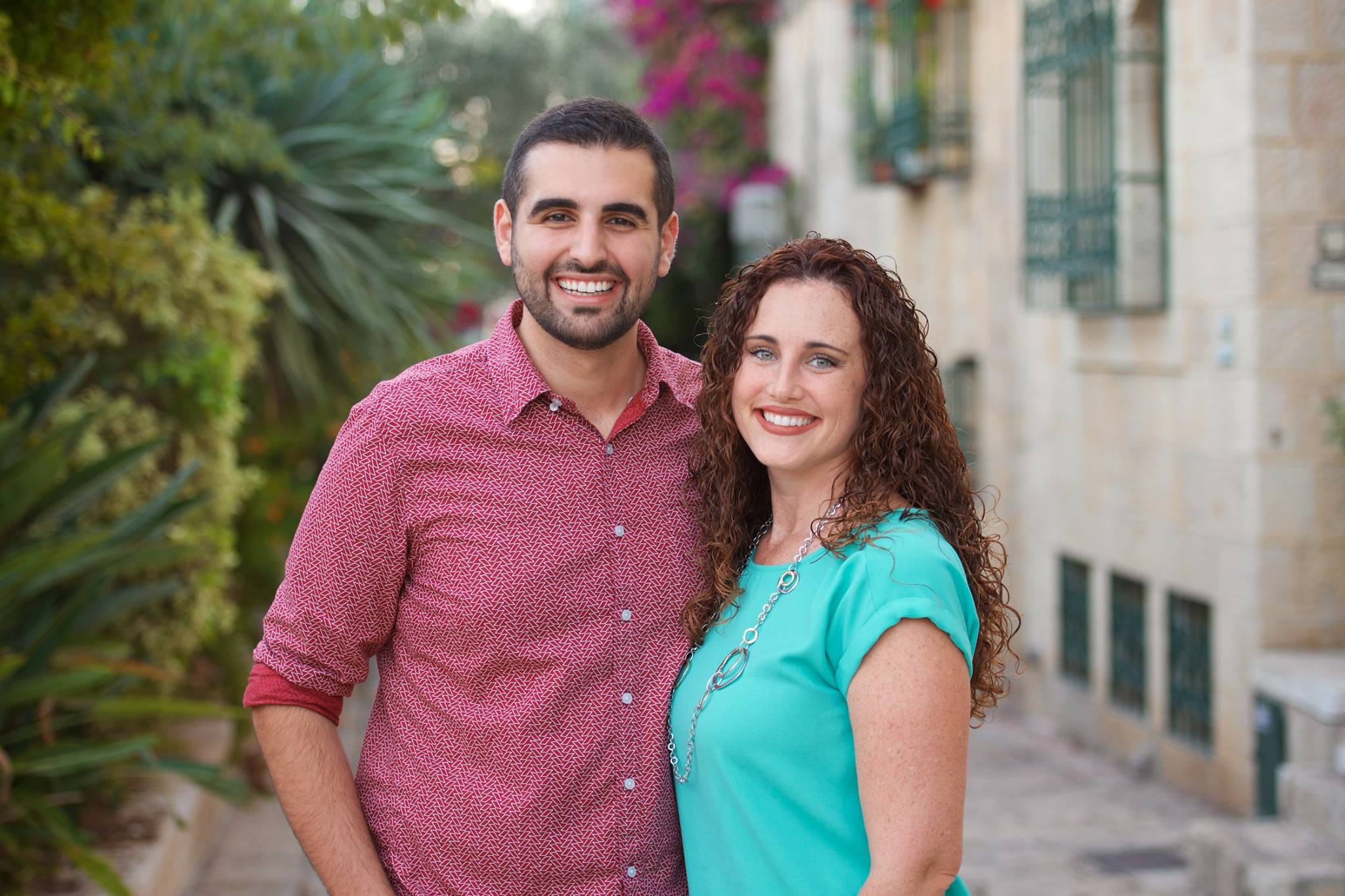 Michael and Vanessa Mistretta