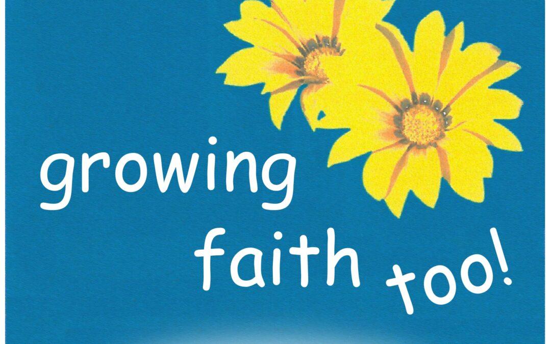 Growing Faith Too [MP3 album]