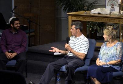 Shabbat Discussion (09/25/20)